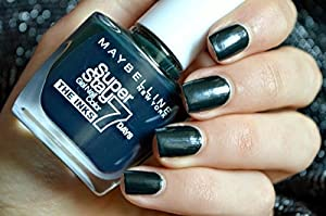 Maybelline Superstay Super Stay 7 Day Nail Polish Emerald Excess 869