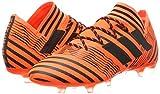 Adidas Herren Nemeziz 17.2 Fg Fußballschuhe, Mehrfarbig (Solar Orange/Core Black/Solar Red), 46 EU - 5