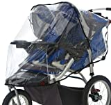 InStep Weather Shield Double for Swivel Wheel Jogger/Stroller - Best Reviews Guide