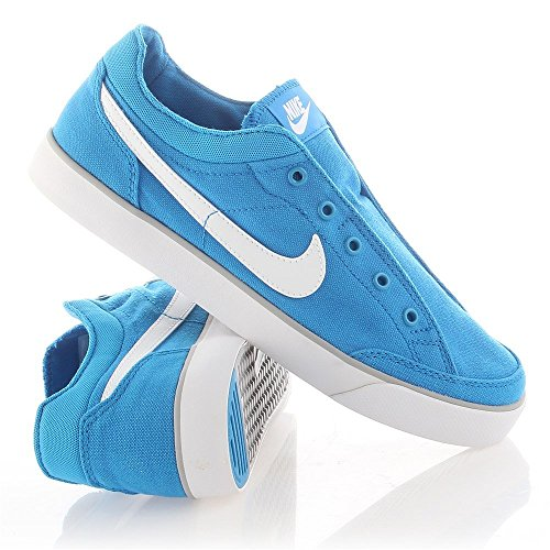 Nike Capri Slip Txt (GS) 644556-402 Blue and shades of blue