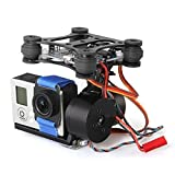 HEALIFTY Quadcopter 2Axis Brushless Camera Mount Gimbal With Motors Controller for DJI Phantom