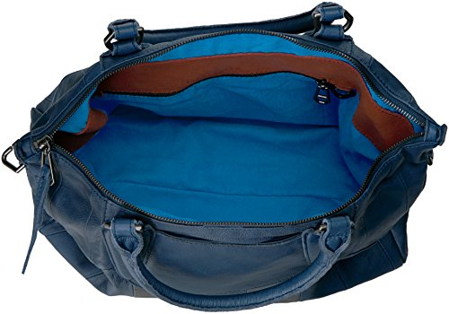 Liebeskind Esther Sac Fourre-tout Shopper cuir 40 cm indigo blue