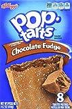 Kelloggs Pop Tarts Frosted Chocolate Fudge 416g