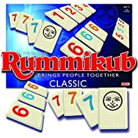 John Adams Rummikub Classic Game from Ideal