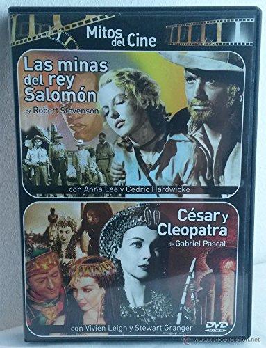 LAS MINAS DEL REY SALOMON - CÉSAR Y CLEOPATRA