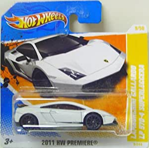 hot wheels lamborghini gallardo lp 570 4 superleggera in. Black Bedroom Furniture Sets. Home Design Ideas