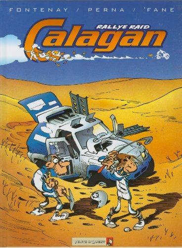 Calagan - Rallye raid - Tome 01 (Calagan - Rally raid)