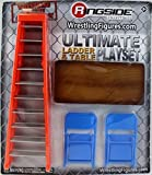 Wrestling TLC Playset for WWE Action Figure Table Ladder Chairs