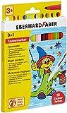 Eberhard Faber 551010 - Zauber Marker 10er