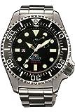 Orient Herren Analog Automatik Uhr mit Edelstahl Armband SEL02002B0
