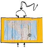 Aqua Quest Trail Funda para Mapas, 100% impermeable, talla única, amarillo