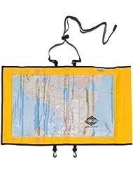 Aqua Quest Trail Kartentasche - 100% Wasserdichter Karten- und Dokumentenhalter - Gelb oder Schwarz