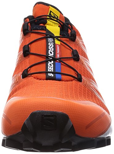 Salomon 372608 Scarpe Sportive da Uomo Orange