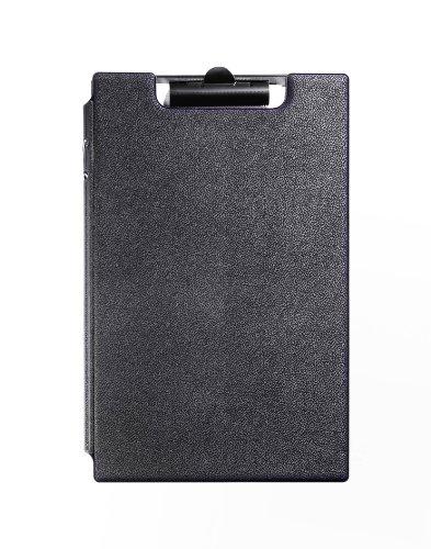 Durable 233201 Spezial-Blockmappe DIN A4+, mit Einschlagblatt, schwarz