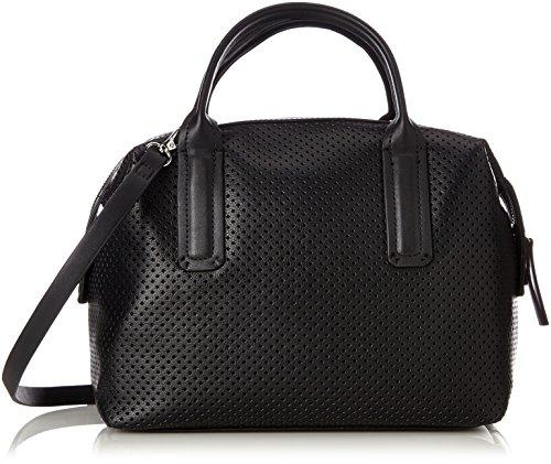 edc by Esprit 028ca1o003, Sac femme, Noir (Black), 14x22.5x29.5 cm (B x H T)