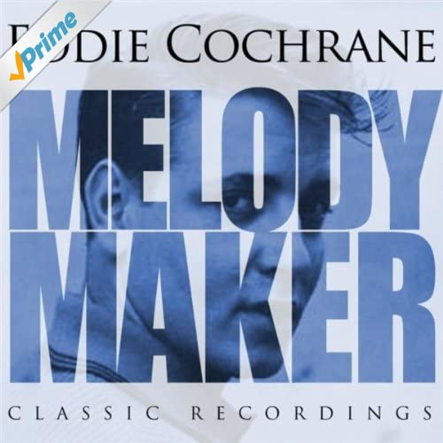 Melody Maker - Eddie Cochrane