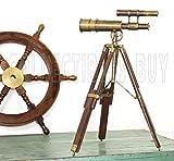 Télescope de Table thème nautique Décor Marin Instrument fonctionnelle cadeau vintage