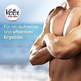 Veet for Men Gelcreme, 1er Pack (1 x 200 ml) - 4