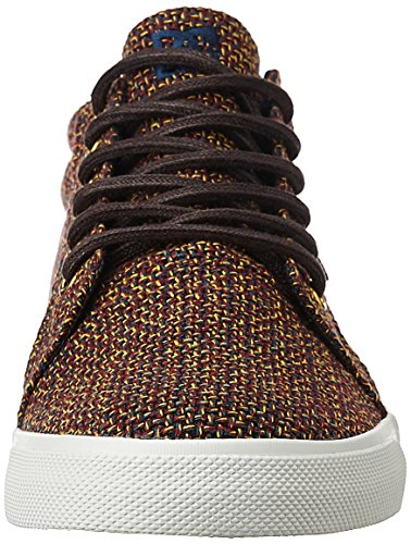 DC Shoes  Council Mid Tx M Shoe We9, Sneakers Hautes homme Multi-Couleurs - Nomad