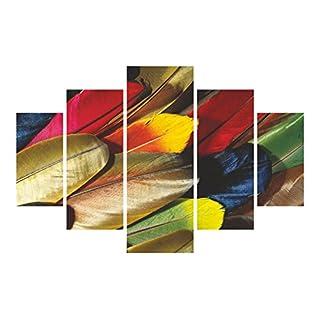 Asir Group LLC ST052 Miracle Dekorativ MDF Wandbild, bunt