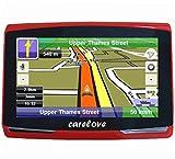 carelove 17,8cm Car GPS Windows CE 6.04GB HD Bildschirm Navigation System Navigator
