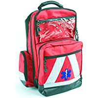 Basic Medical Supply BMS-129128rot Mochila de rescate