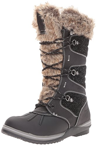 Slush-boot (Blondo Damen Sasha, wasserabweisend, schwarz, 36 EU)