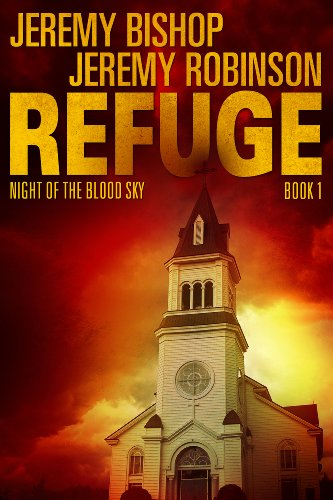 Robinson Dome (Refuge - Night of the Blood Sky (English Edition))