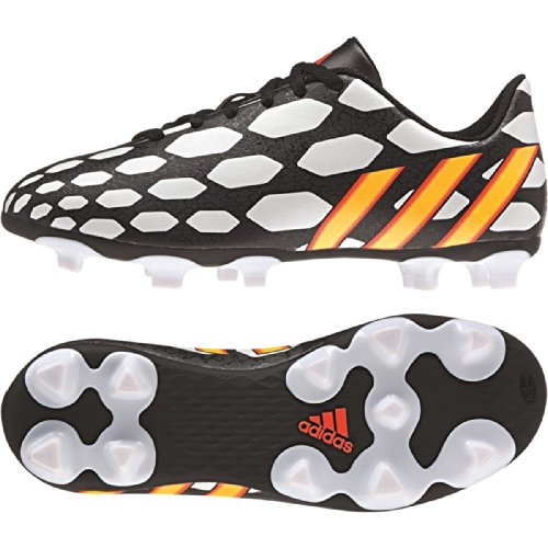 adidas Performance Kinder Fußballschuhe schwarz 38