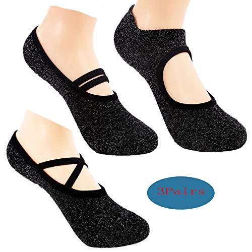17e030515155d Women Yoga Socks Non Slip Skid Fashion Ankle Anti-Slip Sock Dance Trainer  Sport Fitness Pilates Ballet Socks Full Toe Ankle Fall Prevention Grip  Socks ...