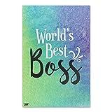 Die besten Boss Plaketten - Graphics and More World 's Best Boss Home Bewertungen