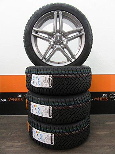 Mercedes A 176B 245246C 204CLA E 20721217pollici in alluminio Cerchi in inverno ruote Nuovo