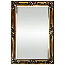 Specchio stile barocco cornice oro - Gioco specchio da decorare ...