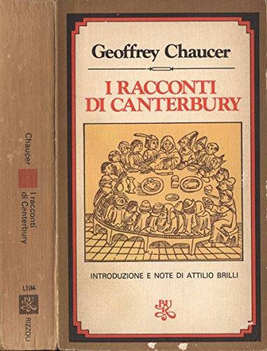 I racconti di Canterbury.