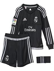 Adidas Habillement Lot Real Madrid mini Heim équipement de gardien de but pour garçon