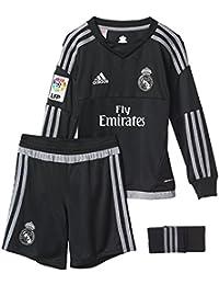adidas 1ª Equipación Real Madrid CF SMU M - Conjunto de Portero f0fe259280bac