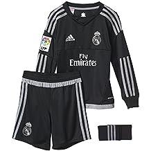 25cc333c2559f adidas 1ª Equipación Real Madrid CF SMU M - Conjunto de Portero