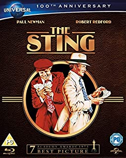 The Sting [Blu-ray] [1973] (B00959QP4W) | Amazon price tracker / tracking, Amazon price history charts, Amazon price watches, Amazon price drop alerts