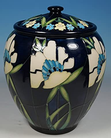 A MOORCROFT Hayward Liberty of London Ginger Jar 1st Quality Trial RRP £495