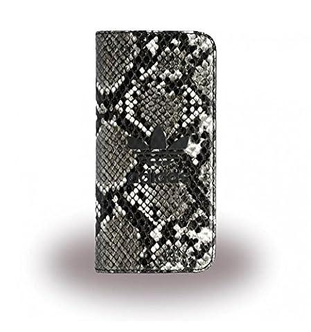 adidas Originals Book Case Snake iPhone 6/6s Black
