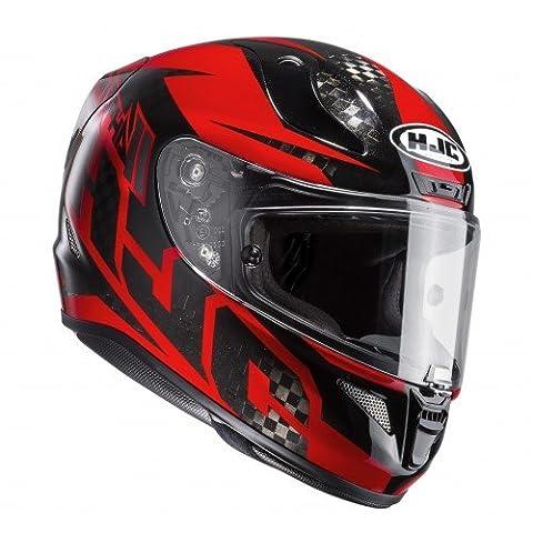 HJC - Motorcycle helmets - HJC RPHA 11 CARBON LOWIN MC1 - S