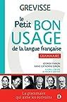 Le petit bon usage de la langue française  par Fairon