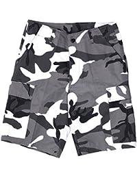 AlxShop - Short Militaire Camouflage Style Bdu