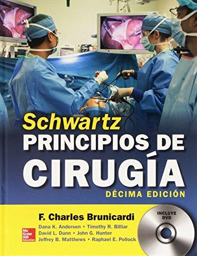 Schwartz Principios De Cirugía - 10ª Edición