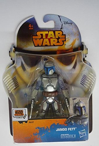HASBRO Star Wars Rebels Figur Jango Fett A8650 - (Star Fett Wars Jango)