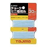 Tajima Repuesto de cuerda para Chalk Rite tiralíneas dispositivo 0,5mm x 30m, 1pieza, Taj de 54340