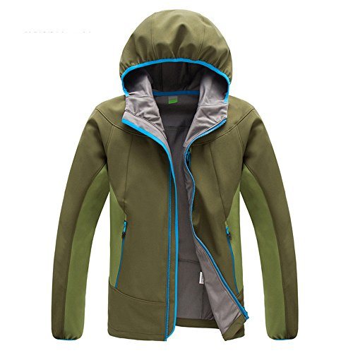 Uglyfrog Bike Wear Softshell Jacken Herren Windkapuze Radsport Camping & Outdoor Bekleidung Full Zip WINDSTOPPER Autumn/Winter Style 1662