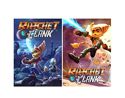 Ratchet & Clank 2 Posters/Affiche