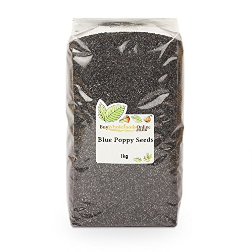 Buy Whole Foods Online Poppy Seeds Blue 1 Kg Test