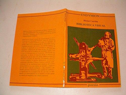 Biblioteca visual (Poesía) por Héctor Carrión